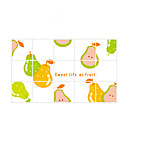 ay3010 Food Fruit Anti-oil Stickers For Kitchen 3D Wall Stickers Plane Wall Stickers,pvc 75*45cm