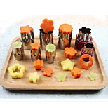 StainlessSteel Die-cut Fruits And Vegetables
