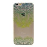 Back Cover Transparent Body Transparent TPU SoftApple iPhone 6s Plus/6 Plus / iPhone 6s/6