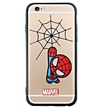 iPhone 6s Plus/6/iPhone 6s/6 TPU Cartoon Transparent Body Back Cover