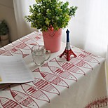 Japanese Fish Patterned Table Cloth Fashion Hotsale High-grade Cotton Linen Square Coffee Table Cloth Cover Towel