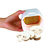 Speedy & Easy Way to slice Fries Potato Chips & Fruit and Vegetable Slicer, White