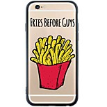 iPhone SE/5s/5 TPU Soft Fast Food Back Cover