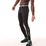 Men Outdoor Sports Casual Leggings Skinny pants Cycling Fitness Training Gym Tights Pants