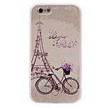 The New Bicycle Pattern Painted Camera Fill Light Phone Case For iPhone 5/5S/SE/6/6S/6 Plus/6S Plus