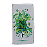 Tree Pattern PU Leather Full Body Case with Stand and Card Slot for Samsung Galaxy S7 Edge Plus/S7 Edge/S7