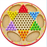 2 In 1 Checkers Flying Chess Toy