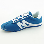 Velvet Rubber Stitching Sports Man Casual Shoes