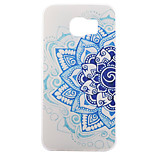 Mandala Pattern Frosted TPU Material Phone Case for Samsung Galaxy S7 Edge Plus/S7 Edge/S7/S6/S5