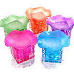 Crystal Cube Aroma Lamps Oil Fragrance Lamp Nightlight
