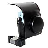 Fujifilm Camera XM1/X-A2 Leather Protective Half Case/Bag with Shoulder Strap