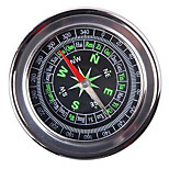 75mm Alloy Simple Edition Good Luck Chinese Feng Shui Compass