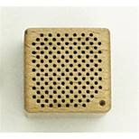 Automotive Supplies High-Quality Wooden Mini Portable Small Stereo Bluetooth Wireless Remote Control Camera