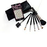 7Sets Makeup Brush Set Brush Colour Makeup Makeup Brush Sets