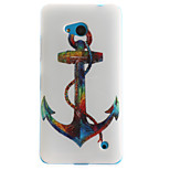 Anchor Painting Pattern TPU Soft Case for Microsoft Nokia Lumia 640/530/630