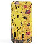 de volta À Prova de Impacto Côr Camuflagem PC Duro Shockproof Case Capa Para Apple iPhone 6s Plus/6 Plus / iPhone 6s/6 / iPhone SE/5s/5