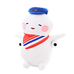 Osaka International Fertilizer Machine Mascot Cute Doll Plush Toys Childrens Gift