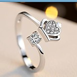 Open Crown Ring