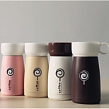 Time Tatu Coffee Mug Minimalist Color Cups Stainless Steel Cup 260ML