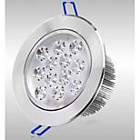 12W LED Downlights 1200lm Warm White / Natural White AC 220V Φ12 H7