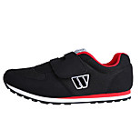 Blue/Red Wearproof Rubber Running Shoes for Unisex