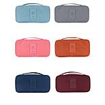1 PCS Protect Bra Underwear Lingerie Case Travel Organizer Bag Wardrobe Waterproof Travel Accessories(Random Color)