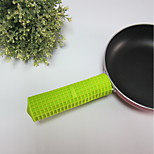 Kitchen Panhandle Sets Of Silicone Insulation Against Hot Handle Grip Non-Slip Handle Sets Heat Insulation Pad 5Pcs