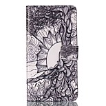 Flip Tree PU Leather Soft Full Body Wallet Case Cover For HuaweiHuawei P9 / Huawei P9 Lite / Huawei 5C/ Honor 5X