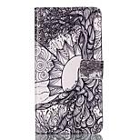 Flip Tree PU Leather Soft Full Body Wallet Case Cover For HuaweiHuawei P9 / Huawei P9 Lite / Huawei 5C/ Honor 5X