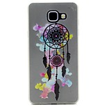 Dream Catcher Pattern Pattern Relief Glow in the Dark TPU Phone Case for Motorola Moto G4/G4 Play