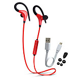 Earhook Sports Earphone Bluetooth 4.0 Earphone Black/White Hxx-oy3