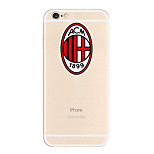 Back Other Other TPU Soft UEFA EURO Case Cover For Apple iPhone 6s Plus/6 Plus / iPhone 6s/6