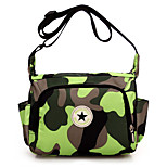 8 L Shoulder Bag Camping & Hiking Outdoor Quick Dry Green Nylon