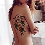 5pcs Tattoo Aufkleber Andere Non Toxic / WaterproofDamen / Herren / Erwachsener / Teen Flash-Tattoo Temporary Tattoos