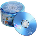 Banana  DVD-R 16X 50PCS 600PCS/CTN 4.7GB  Blank DVD For Movies/Music/Data Storage
