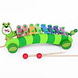 Caterpillar Design Hammer Instruments Toy