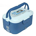 12V Can Be Plugged Electricity Heating Insulation lunch Box(Random Color)