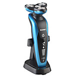 Electric Shaver Men Mustaches & Beards Electric Waterproof Wet And Dry Shave  Kemei