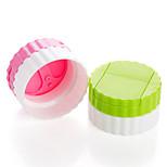 Noodles Double Standard Fresh Food Bag Sealing Clip Quantitative Discharge Nozzle Holes Sealed Cover (Random Color)