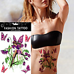 5pcs Tattoo Aufkleber Andere Non Toxic / WaterproofDamen / Erwachsener Flash-Tattoo Temporary Tattoos