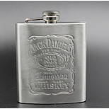 Portable Flagon Thick Stainless Steel Anti-wear