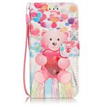 Tuta portafoglio / A portafoglio / Capovolgere Other Similpelle Morbido Card Holder Copertura di caso per AppleiPhone 6s Plus/6 Plus /