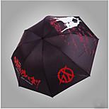 Northern Fleet Animation Around Umbrella Folding Umbrella Sunny Umbrellas Sauce Piece - A Tetsujo