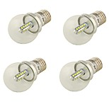 YouOKLight  4PCS E27 4W 360lm 6000K 20xSMD2835 White Light LED Bulb Lamp(85~265V)
