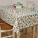 Poly / Cotton Blend Rectangular Table Cloth