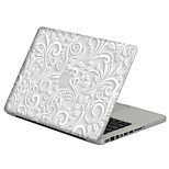 Flower Style Sticker Decal 003 For MacBook Air 11/13/15,Pro13/15,Retina12/13/15