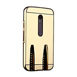 Anti-urto A specchio Other Metallo Difficile Mirror Copertura di caso per Motorola Moto G3