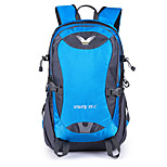 38 L Waterproof Dry Bag / Backpack Camping & Hiking Waterproof / 3 In 1 Black / Light Blue / Orange