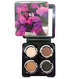 4 Colors EyeShadow Nude Comestic Long Lasting Beauty Makeup Random Colors