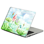 Flower Style Sticker Decal 013 For MacBook Air 11/13/15,Pro13/15,Retina12/13/15
